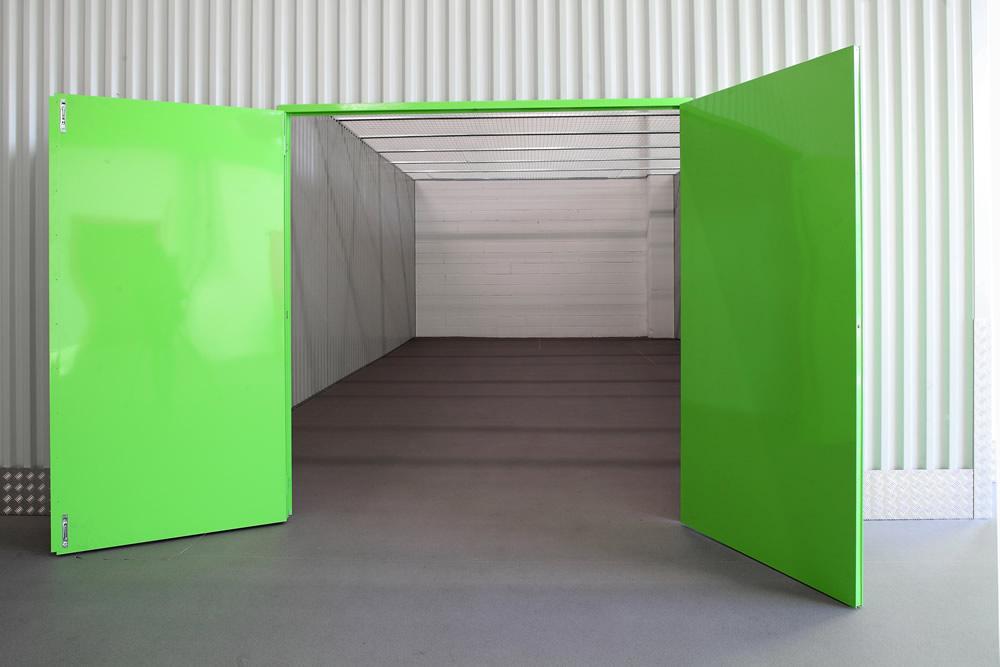 Deposito merci e archivi per aziende